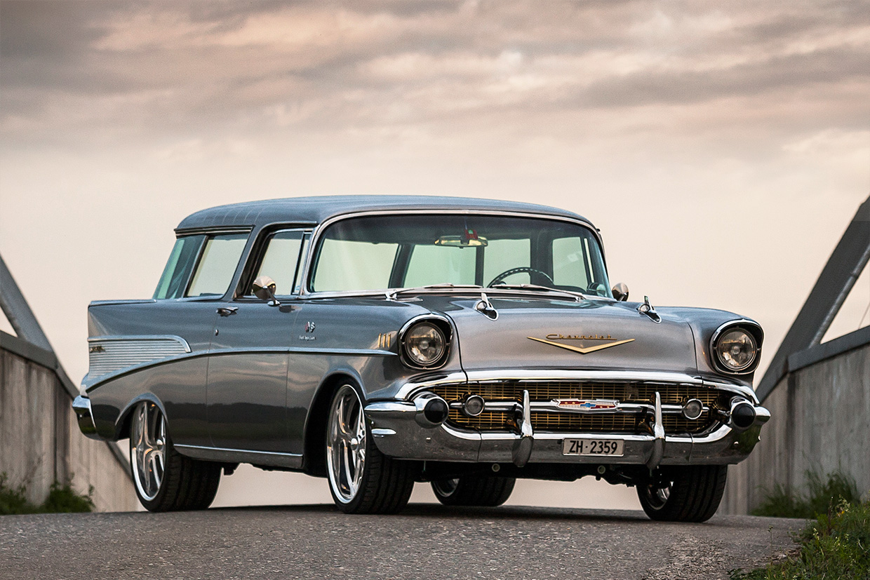 57 Chevy Nomad Projects Html Autos Post