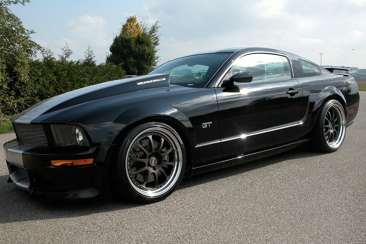 Ford Mustang Gt 05 Car Autos Gallery