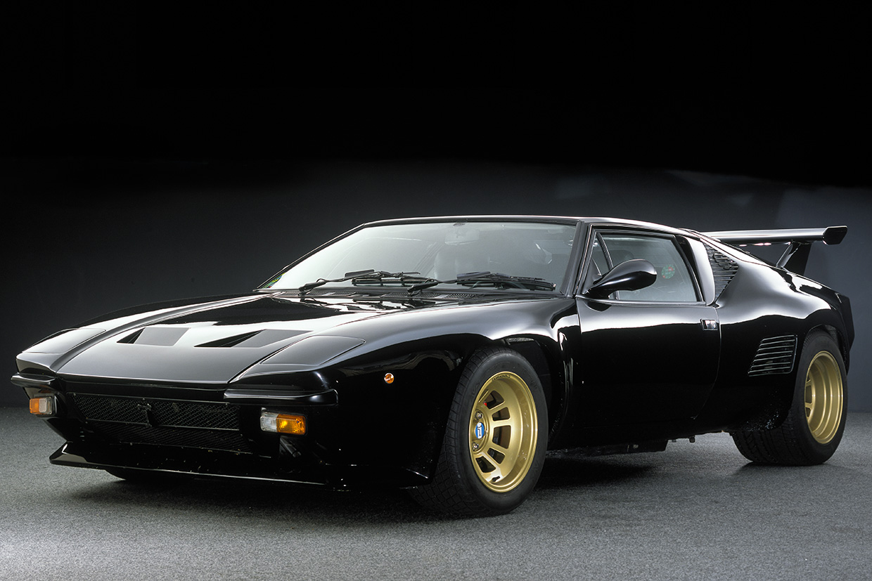 Detomaso Pantera For Sale >> De Tomaso Pantera For Sale | Go4CarZ.com